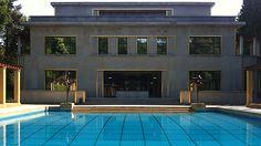 Villa empain plan d co belles maisons pinterest for Architecte quebecois contemporain