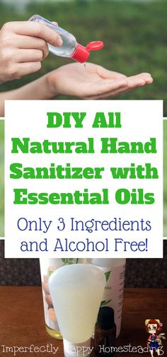 Make DIY All Natural Hand Sanitizer with Essential Oils DIY All Natural Hand Sanitizer with Essential Oil. Only 3 Ingredients and alcohol free!DIY All Natural Hand Sanitizer with Essential Oil. Only 3 Ingredients and alcohol free! Alcohol Free Hand Sanitizer, Natural Hand Sanitizer, Young Living, Essential Oil Blends, Essential Oils, Solution Hydro-alcoolique, Diabetes, Home Remedies For Hair, Diy