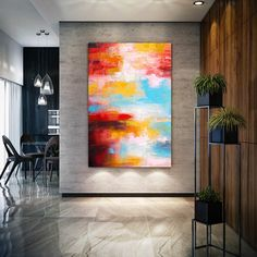 Extra Large Original Abstract Painting, Painting on Canvas, Expressionism, Textured Painting Extra Large Wall Art Modern Wall Decor Large Artwork, Extra Large Wall Art, Texture Art, Texture Painting, Contemporary Abstract Art, Modern Art, Modern Decor, Abstract Canvas Art, Painting Abstract
