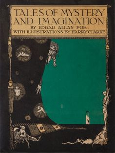1923,  by the Irish illustrator Harry Clarke, circa 1910–1930