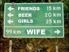 These 10 Super Hilarious Pictures Will Definitely Take You On A Laughter Riot Funny Road Signs, Fun Signs, Inspirational Quotes Pictures, Motivational Thoughts, Motivational Quotes, Beer Girl, Before Marriage, Lol, Single Life