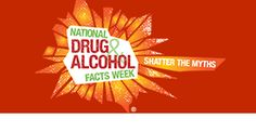"""It's Day 2 of """"National Drug & Alcohol Facts Week""""! Have students test their drug IQ and share their scores on the GFP Facebook page at https://www.facebook.com/GFPDrugFree/! #drugfacts; #shatterthemyths"""
