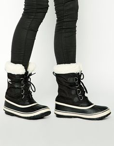 Look stylish during the winter: sorel boots – Ozyfashion Source by boots outfit Sorel Boots Womens, Sorel Winter Boots, Winter Snow Boots, Outfit Ideas, Snow Boots Outfit, Ugg Boots, Rain Boots, Winter Stil, Shoes