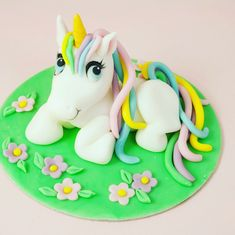 Unicorn Class - Saturday 21st April 2018 at Quaker Meeting Rooms , Hertford 2-4pm . Cost £30 per person. All ingredients and equipment provided . Full details and booking on website www.caroldeaconcakes.com