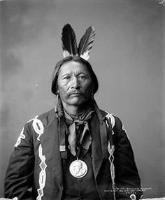 Ute Indians-First photo of Ute Indian I have seen on here.