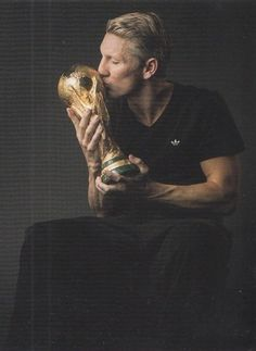 Weltmeister 2014 - Bastian Schweinsteiger