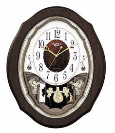 Precious Angels Wall Clock