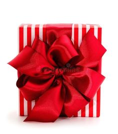 Hair Ribbons, Love Images, Red Ribbon, Anniversary, Gift Wrapping, Stock Photos, Box, Party, Color