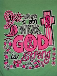 Southern Chics Funny God is Strong Pink Ribbon Breast Cancer Cross Girlie Bright T Shirt Breast Cancer Quotes, Breast Cancer Shirts, Breast Cancer Support, Breast Cancer Survivor, Breast Cancer Awareness, I Hate Cancer, Stupid Cancer, Breast Cancer Inspiration, Fighting Cancer