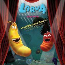 Larva - Ấu Trùng Tinh Nghịch - http://xemphimone.com/larva-au-trung-tinh-nghich-season-1/