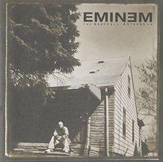Eminem & Bond : The Marshall Mathers LP (Clean) [Edited Version]