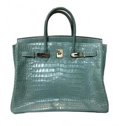 22c9ce220c74 Hermès Handbags Exotic leather for Women, Excellent condition on Joli Closet,  pre-owned fashion an luxury.