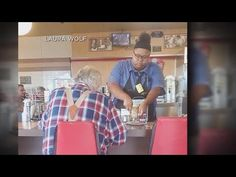 Waffle House waitress gets $16K scholarship after act of kindness goes  viral VIDEO https: