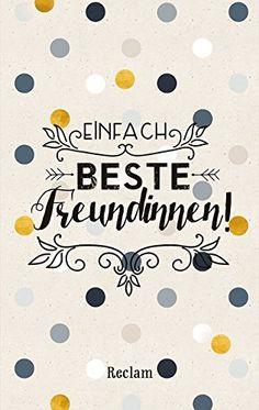 Einfach beste Freundinnen (Reclam Taschenbuch) von Claudi... http://www.amazon.de/dp/315020416X/ref=cm_sw_r_pi_dp_6Uxmxb07A489X