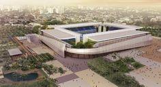 Arena Pantanal, Cuiaba http://goo.gl/mwynqM