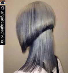Kawaii Hairstyles, Cool Hairstyles, Short Hair Cuts, Short Hair Styles, Disconnected Haircut, Hair Addiction, Mullets, New Haircuts, Barber Shop