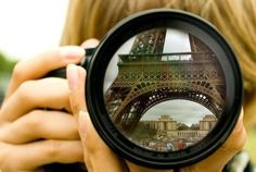 Fourteen Ways of Photographing the Eiffel Tower — and other landmarks - Jetpac Travel Inspiration App for iPad