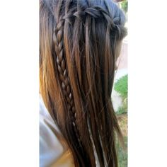 Hair ❤ liked on Polyvore