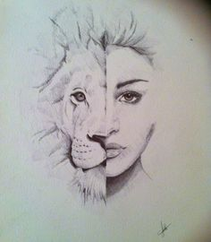 Lion/Female by Judith Altimiras
