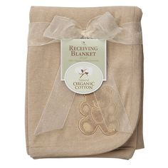 americanbabycompany | Bedding Made with Organic Cotton Receiving Blanket