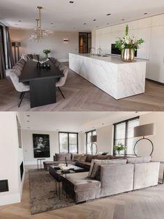 Room Inspiration, Interior Inspiration, Küchen Design, Interior Design, Home Entrance Decor, I Love House, Living Spaces, Living Room, Dream Apartment