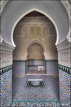Zianide Royal Palace - Tlemcen, Algeria - Photo by Med Magicmed