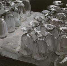 Jan De Vliegher - Oil 75x75cm