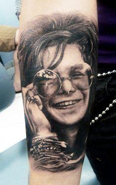 Tattoo Artist - Henry Anglas Padilla - woman tattoo   www.worldtattoogallery.com