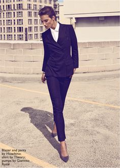 Clarks womens, working day | My Style | Pinterest | Suits, Clark ...