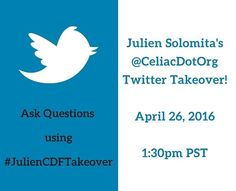 Join us on Twitter today at 1:30pm PST. @JulienSolomita will be taking over our account to answer your questions & talk about #CDFEXPO!