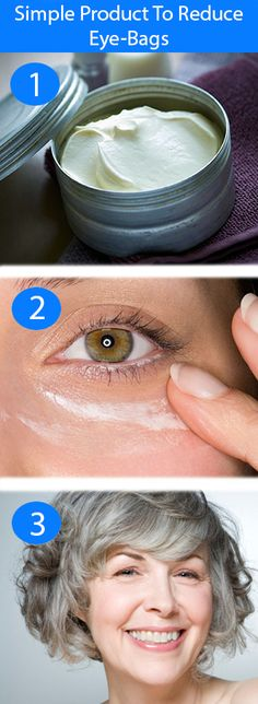 I reduced my wrinkles and eye-bags using this simple cream. It's amazingly easy…
