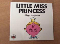Little Miss Princess Little Miss Books, Princess