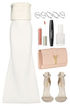 """""""Untitled #659"""" by lilaclynn ❤ liked on Polyvore featuring Victoria Beckham, Yves Saint Laurent, ASOS, Ilia, Essie, YSL, victoriabeckham and saintlaurent"""