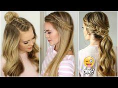 253 Mejores Imagenes De Peinados Faciles Y Bonitos Hairstyle