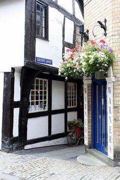 Shrewsbury, Shropshire, England