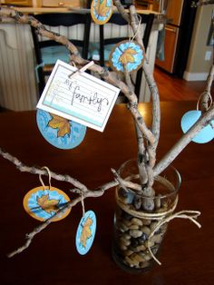 tHe fiCkLe piCkLe: ThankFuL TReEs: ActiVity DaYs