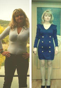 povești celebre de succes despre pierderea în greutate