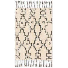 Loloi Hamden Accent Rug (€17) ❤ liked on Polyvore featuring home, rugs, beige, beige area rugs, cream colored area rugs, textured rugs, ivory rug and beige rug