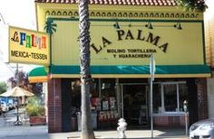 La Palma in the Mission -- good for takeout or eat outside (order tamales in bulk!)