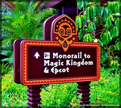 Is Park Hopper a good addition to your Walt Disney World Magic Your Way tickets? - Word On The Street: A Disney Travel Blog. Disney's Polynesian Resort is well situated next to the Transportation and Ticket Center, making it easy to get the most from a Park Hopper add-on.