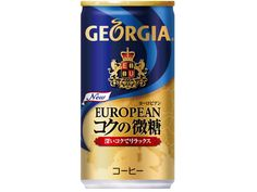 Coca Cola ジョージア GEORGIA European | can printing