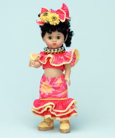 """Madame Alexander Cuba from The International Collection - Wendy 8 inch doll - 8"""" Wendy/Maggie/Jack"""