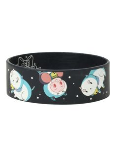 Cartoon Hangover Bee And PuppyCat Rubber Bracelet | Hot Topic (i have this i am wearing it now)