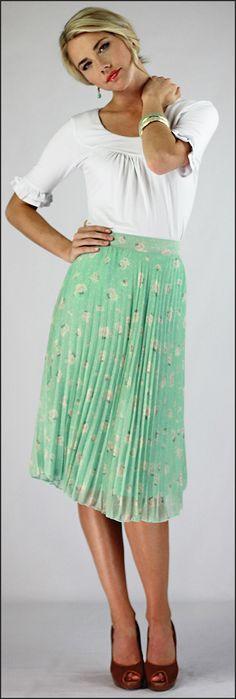 Modest Clothing for Women: Modestly Modern