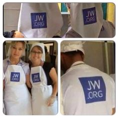 JW.ORG Kitchen Aprons