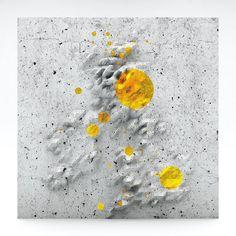 #c4d #cinema4d #maxon #3d #render #cg #3dgraphics #abstract #design #fx #vfx #gold #deformer #concrete #shiny #block #gild by nf3d