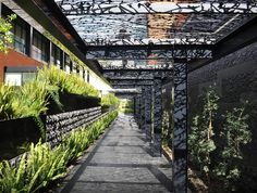 In Collaboration with Colonnier y Asociados. Located in one of Mexico city's oldest neighborhoods; Coyoacán 1622 stands out as a different approach in co...