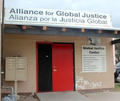 Alliance for Global Justice.  There are many dedicated activists in #Tucson.  #immigration