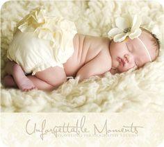 Newborn Diaper Cover Cream by NewbornPhotoProps on Etsy