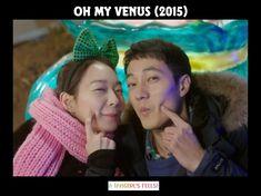 Oh My Venus #SoJiSub #ShinMinAh Jung Joon Ho, Kim Yoo Jung, Song Hye Kyo, Song Joong Ki, Great Love Stories, Love Story, Tae Oh, Shin Min Ah, Oh My Venus